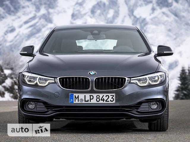 BMW 4 Series Gran Coupe F36 420d MT (190 л.с.) xDrive base