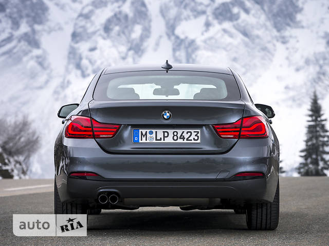 BMW 4 Series Gran Coupe F36 430i AT (252 л.с.) xDrive base