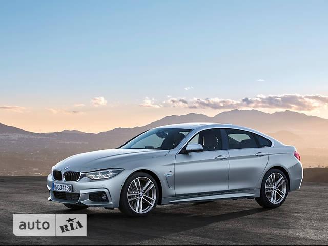 BMW 4 Series Gran Coupe F36 420i MT (184 л.с.) base