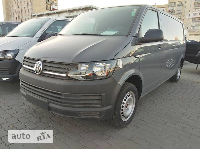 Volkswagen T6 (Transporter) груз 2.0 TDI MT (102 л.с.) LR Pro