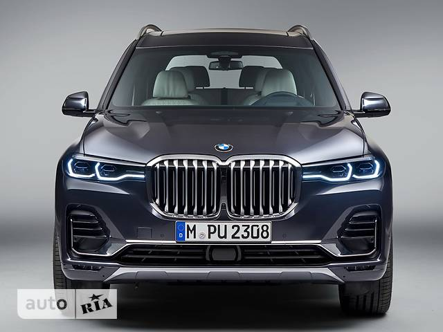 BMW X7 M50d Steptronic (400 л.с.) xDrive base