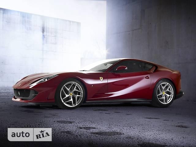 Ferrari 812 Superfast 6.5 DCT (800 л.с.)