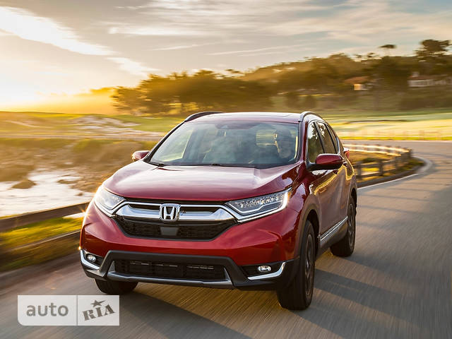 Honda CR-V 1.5T CVT (190 л.с.) AWD Executive