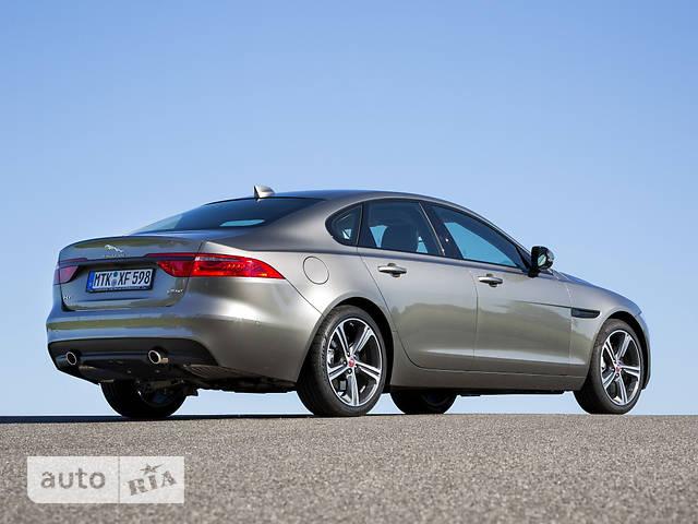 Jaguar XF 2.0D i4 АT (180 л.с.) RWD Portfolio