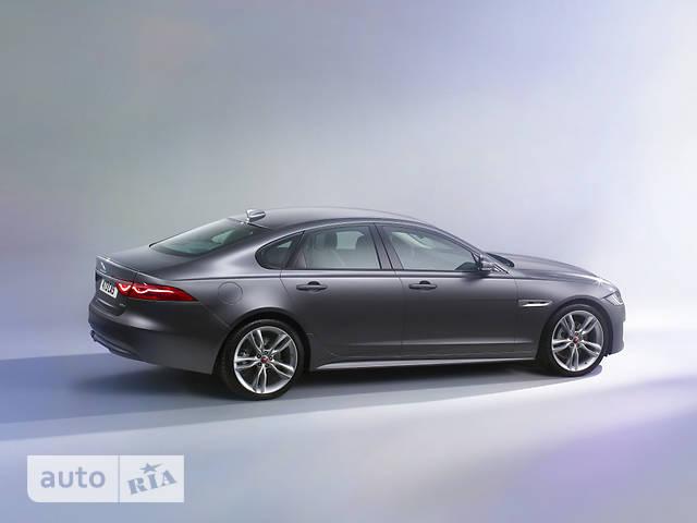 Jaguar XF 2.0D i4 MT (180 л.с.) RWD R-Sport