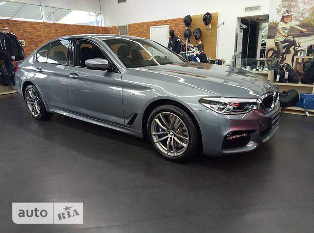 BMW 5 Series G30 540i АT (340 л.с.) xDrive base