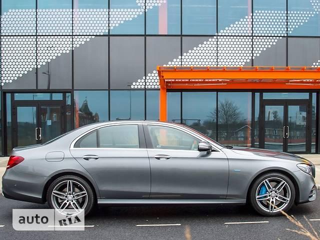 Mercedes-Benz E-Class New E 350d AT (258 л.с.)