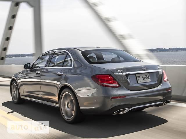 Mercedes-Benz E-Class New E 450 G-tronic (367 л.с.) 4Matic