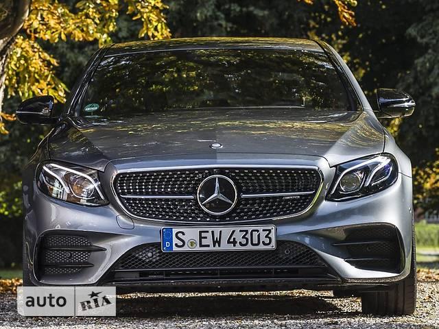 Mercedes-Benz E-Class New Mercedes-AMG E 43 (401 л.с.) Sport