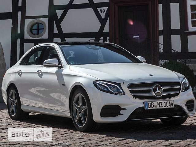 Mercedes-Benz E-Class New E 300d AT (245 л.с.)
