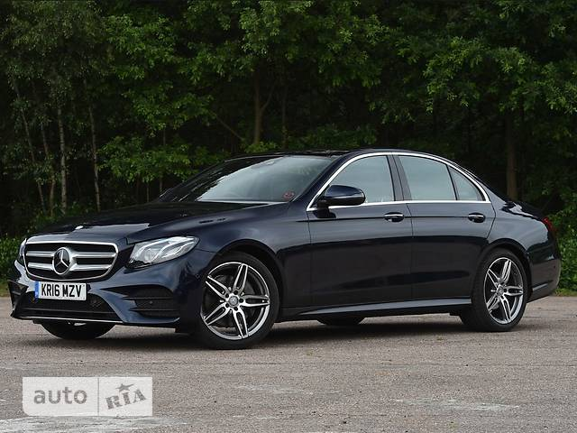 Mercedes-Benz E-Class New E 200 AT (184 л.с.)