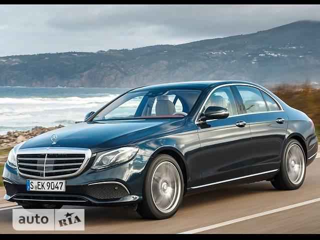 Mercedes-Benz E-Class New E 220d AT (194 л.с.)