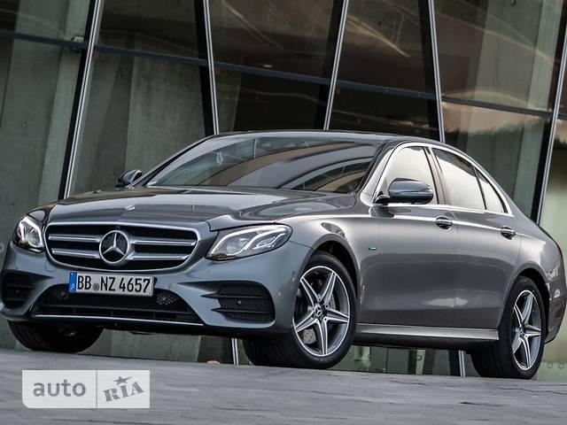 Mercedes-Benz E-Class New E 250 AT (211 л.с.)