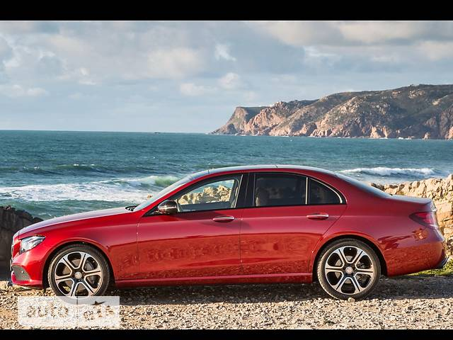 Mercedes-Benz E-Class New E 250 AT (211 л.с.)
