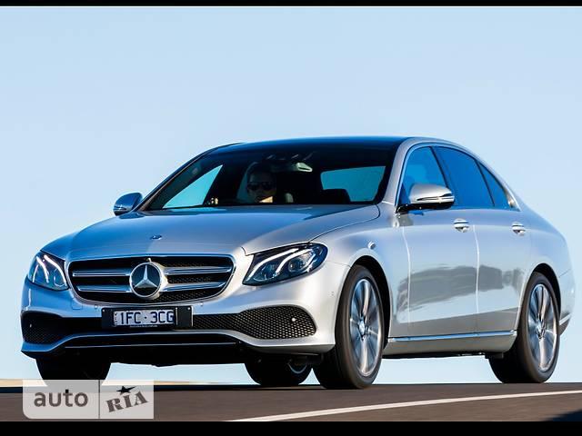 Mercedes-Benz E-Class New E 180 MT (156 л.с.)