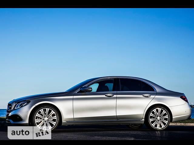Mercedes-Benz E-Class New E 200d AT (150 л.с.)