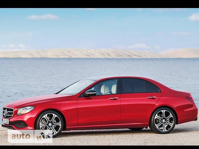 Mercedes-Benz E-Class New E 200 AT (184 л.с.)