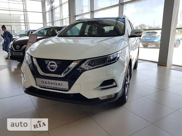 Nissan Qashqai New FL 2.0 CVT (144 л.с.) 4WD Tekna