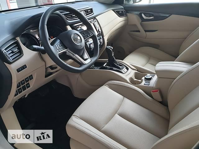 Nissan X-Trail New FL 2.0 CVT (144 л.с.) 4WD Tekna