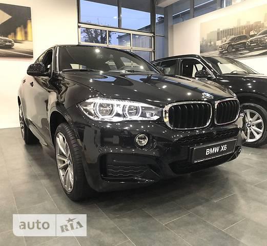 BMW X6 F16 30d AT (258 л.с.) xDrive