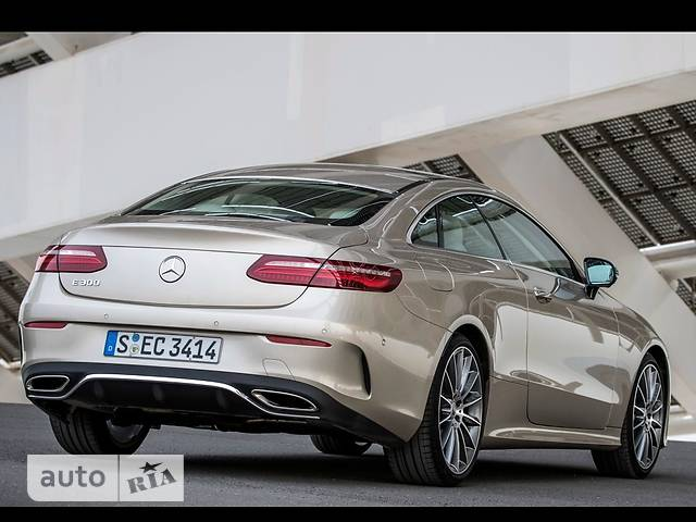 Mercedes-Benz E-Class New E 300d АТ (245 л.с.)