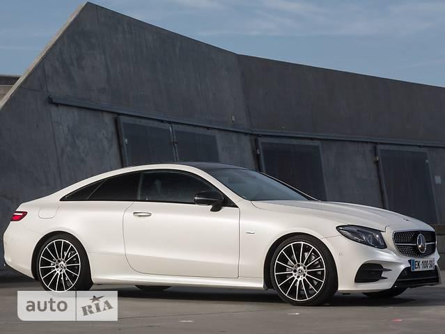 Mercedes-Benz E-Class 200 АТ (197 л.с.) 4Matic base