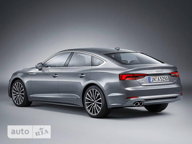 Audi A5 New 2.0 TFSI S-tronic (252 л.с.) Quattro  Sport