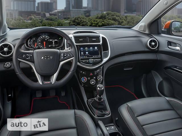 Chevrolet Aveo FL 1.4 АT (100 л.с.) LTZ