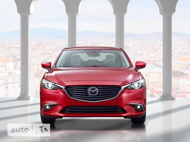 Mazda 6 2.0 МT (165 л.с.) Touring