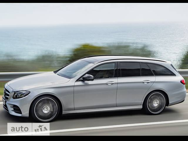 Mercedes-Benz E-Class New E 400d AT (340 л.с.) 4Matic