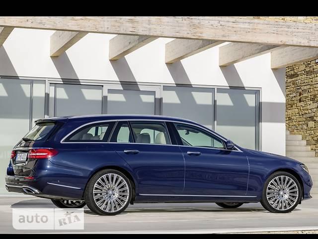 Mercedes-Benz E-Class E 300d АТ (245 л.с.)