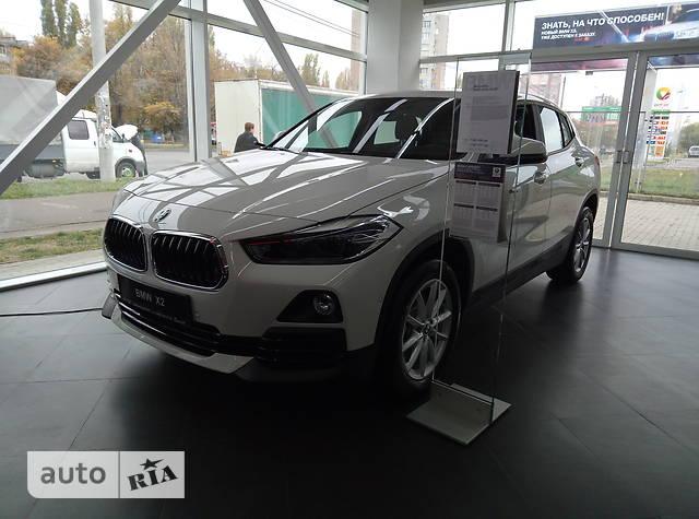 BMW X2 F39 20i DCT (192 л.с.) sDrive base