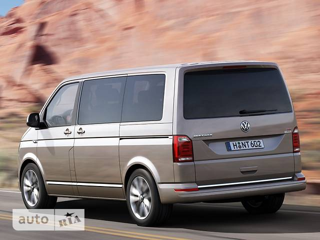 Volkswagen Multivan New 2.0 TDI DSG (103 kW) Hightline
