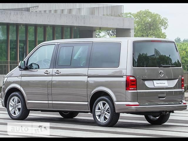 Volkswagen Multivan New 2.0 TDI DSG (103 kW) Comfortline