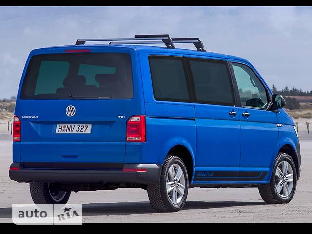 Volkswagen Multivan New 2.0 BiTDI DSG (132 kW) 4Motion Alpen