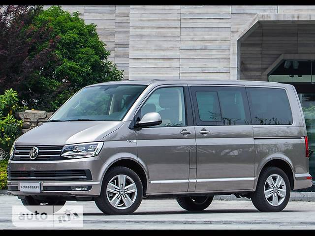 Volkswagen Multivan New 2.0 TDI МТ (103 kW) LR Comfortline