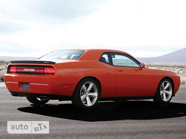 Dodge Challenger 6.2 Supercharged АТ (707 л.с.) SRT Hellcat Supercharged