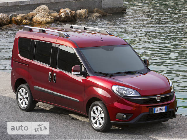 Fiat Doblo Panorama New 1.6D МТ (105 л.с.) Easy