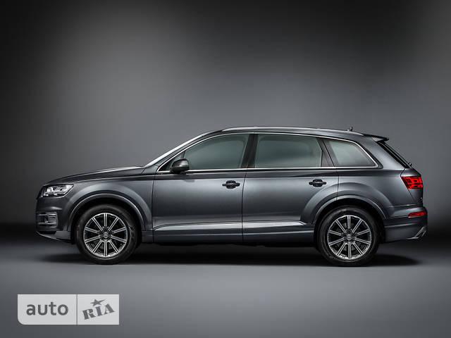 Audi Q7 3.0 TFSI АТ (272 л.с.)  quattro