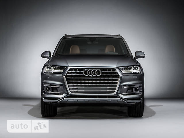 Audi Q7 3.0 TFSI АТ (333 л.с.) quattro