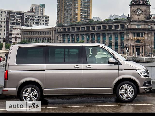 Volkswagen Multivan New 2.0TDI DSG (132 kW)  Comfortline