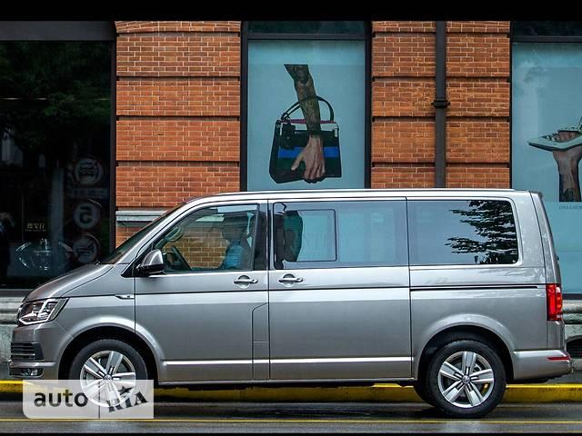 Volkswagen Multivan New 2.0TDI DSG (132 kW)  Highline