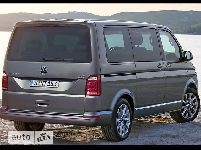 Volkswagen Multivan New 2.0 TDI МТ (103 kW) Hightline