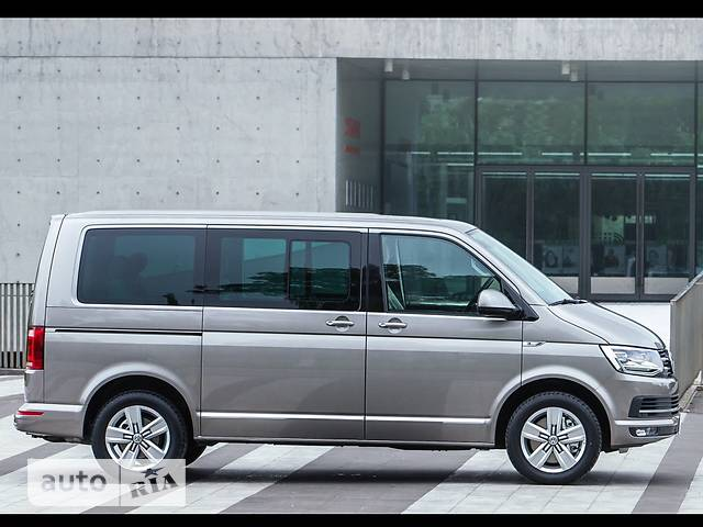 Volkswagen Multivan New 2.0 TDI МТ (103 kW) Trendline