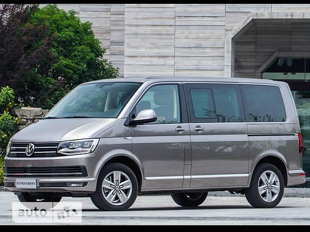 Volkswagen Multivan New 2.0 BiTDI AТ (132 kW) 4Motion LR Comfortline