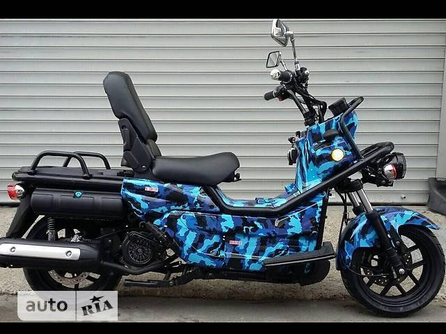 Moto-Leader ML 150 Military