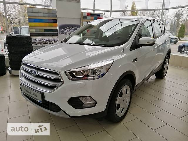 Ford Kuga New 1.5D AT (120 л.с.) Trend+