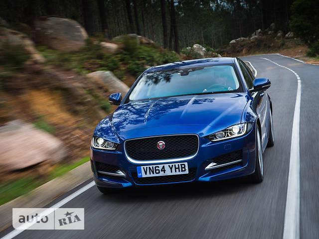 Jaguar XE 2.0D AT (180 л.с.) AWD R-Sport