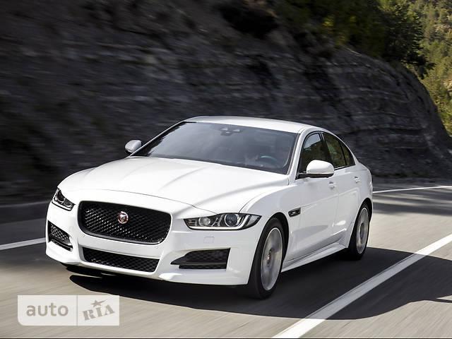 Jaguar XE 2.0D AT (180 л.с.) Landmark Edition