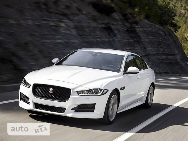 Jaguar XE 2.0 AT (200 л.с.) R-Sport